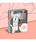 ICONIC COFFRET LAIT CREME CONCENTRE 75 ML + CANDLE